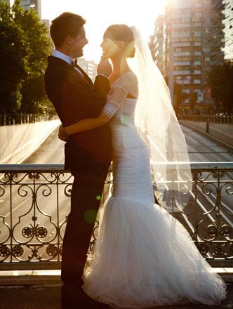 最自然的婚礼应该怎么拍 这些作品给你灵感