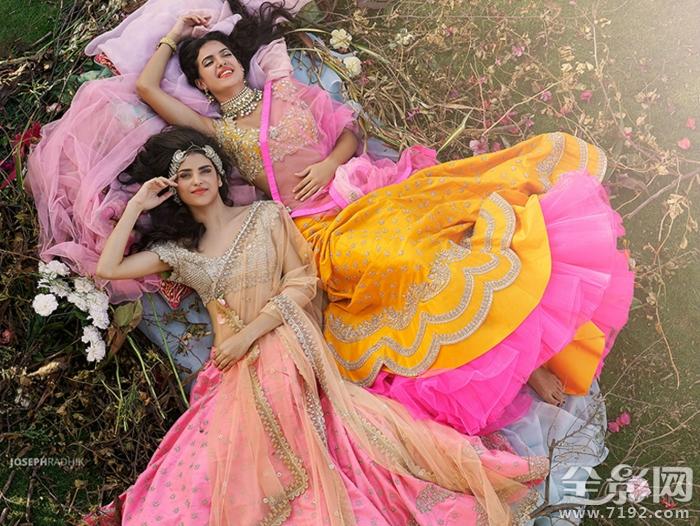 新时代印度新娘