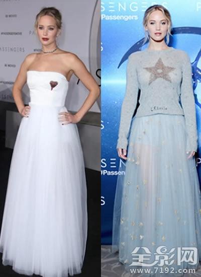 新娘和伴娘礼服薄纱的趋势