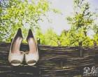 错误的新娘与他们的婚礼鞋