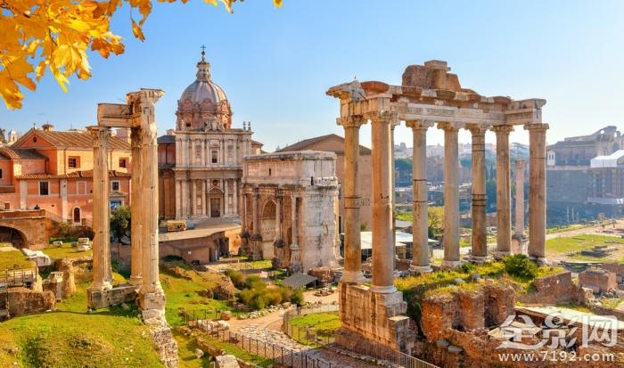 罗马和阿玛菲海岸