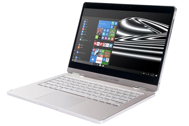 保时捷设计推出首款笔记本电脑 正面叫板macbook pro