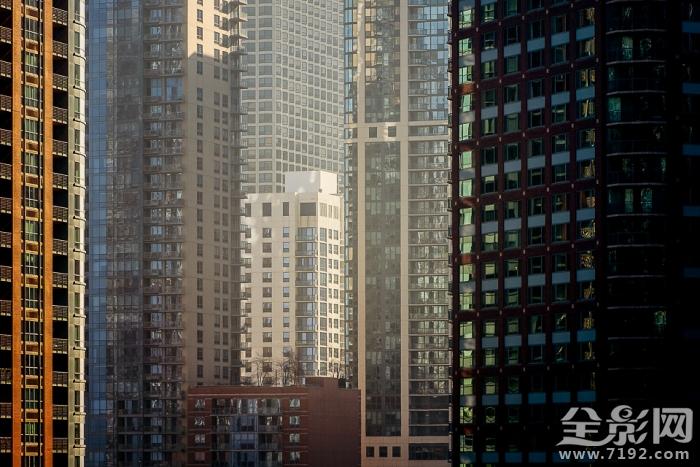把高楼大厦拍出新感觉