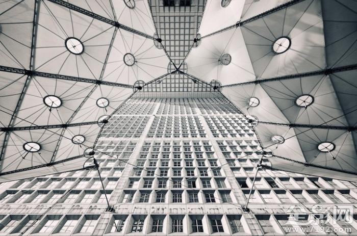 充满艺术气息的建筑摄影