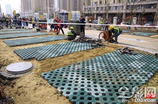 海绵摄影大赛走进汉阳区 市民点赞家门口的海绵工程