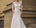 适合你的身体形状合适的婚纱礼服