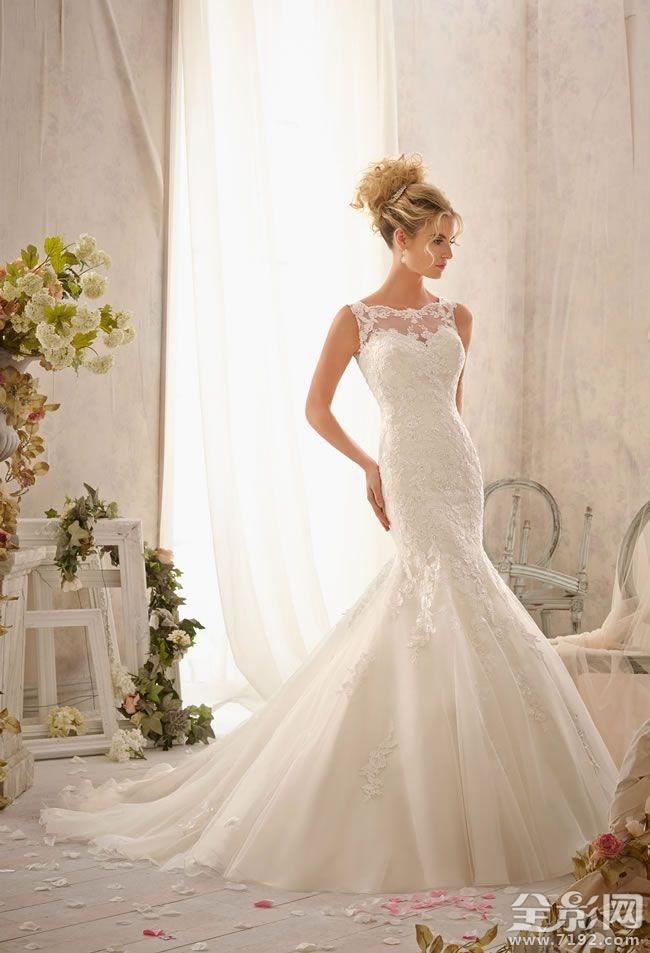 为婚纱增加魅力