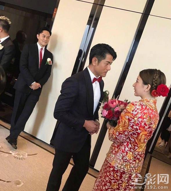 郭富城方媛今日大婚 只宴请双方亲友