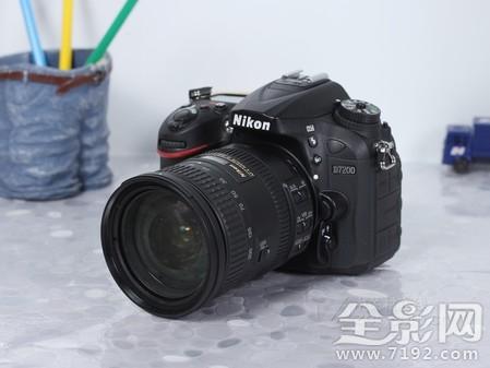 拍摄精细图像银川尼康D7200售价5399元图片