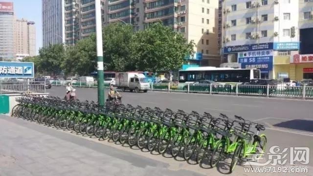 潍坊共享单车来了!约起来!