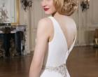 婚纱礼服,美丽的背
