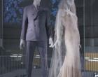 名人婚纱展示
