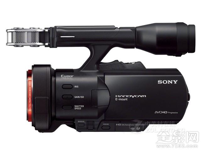 画质无懈可击索尼NEX-VG900E售10999元