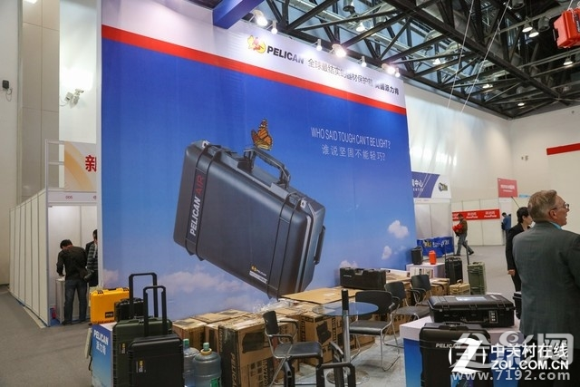 P&E2017 派力肯的定制器材专用防护箱