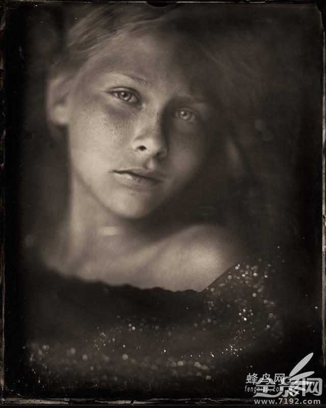 用传统湿版摄影 找回照片和内心的情感联系
