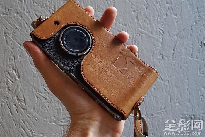 柯达Ektra拍照相机在美开售:5英寸1080p屏 / Helio X20处理器