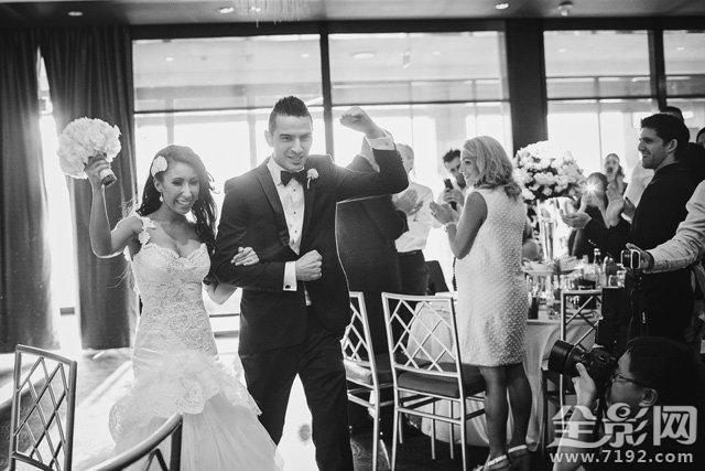 西式婚礼的流程
