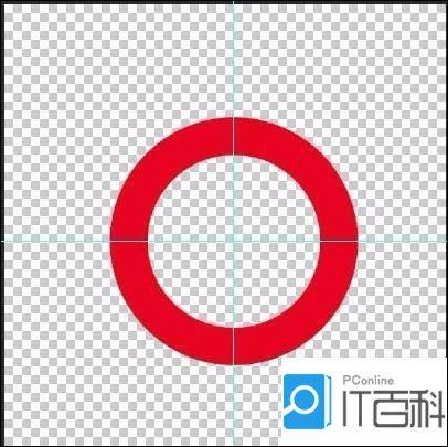 ps如何画出圆环