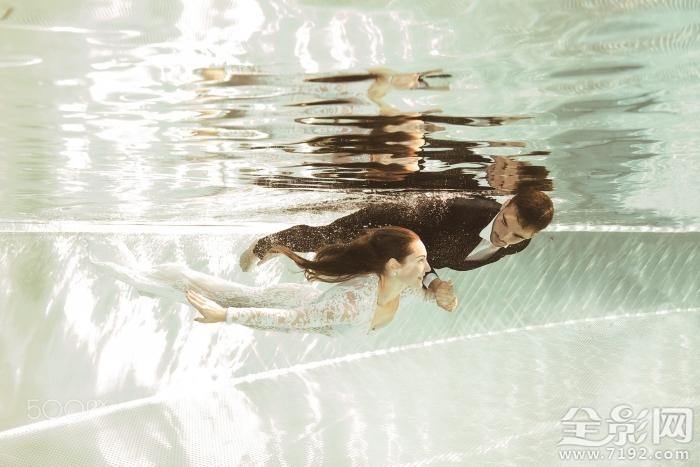 5个Tips 开启水下人像摄影新大门