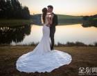新娘对婚纱的钟爱