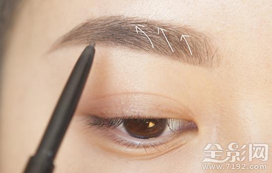 整容级日常大眼妆画法