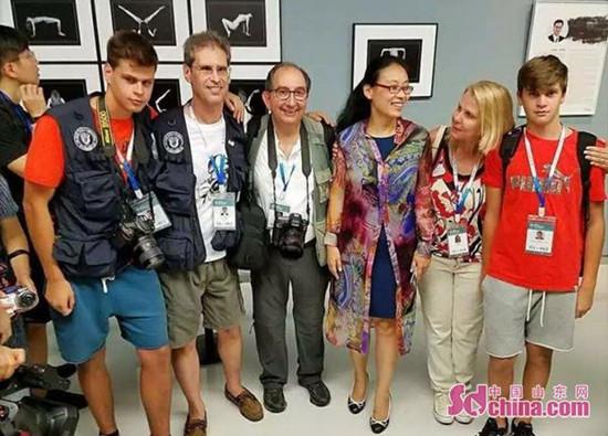 第五届世界摄影大会将走进青岛西海岸