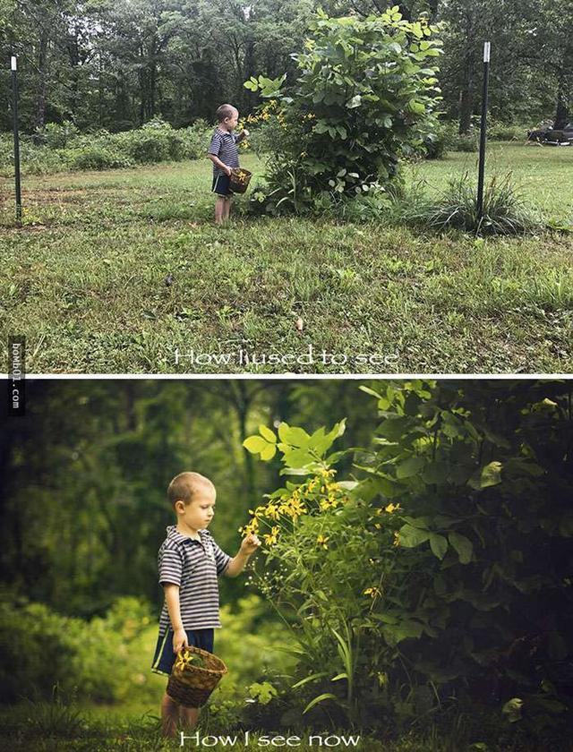 专业摄影VS路人摄影,差别竟这么大!