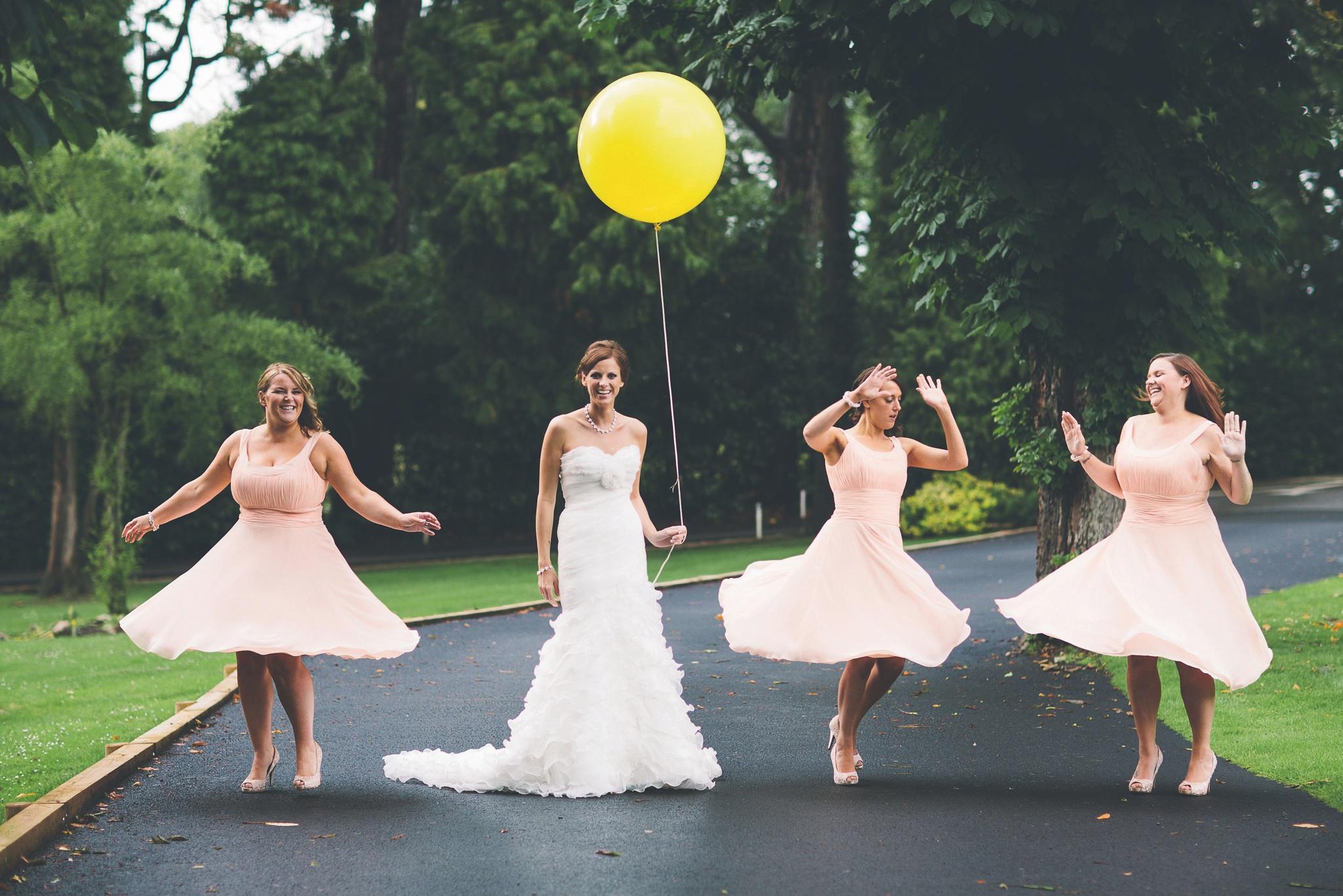 为什么新娘觉得他们不需要伴娘!