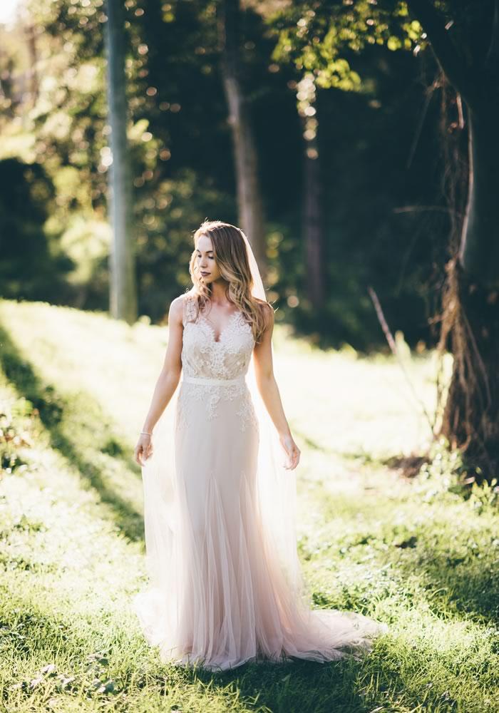 最美的21个目的地的婚纱