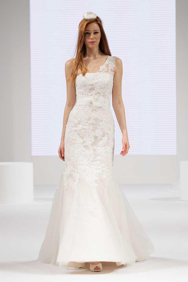 梦中的结婚礼服