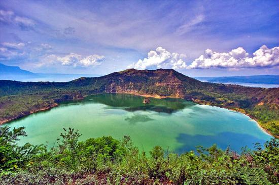 椰子之国 菲律宾吕宋岛
