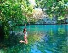多米尼亚·嘟嘟蓝色泻湖