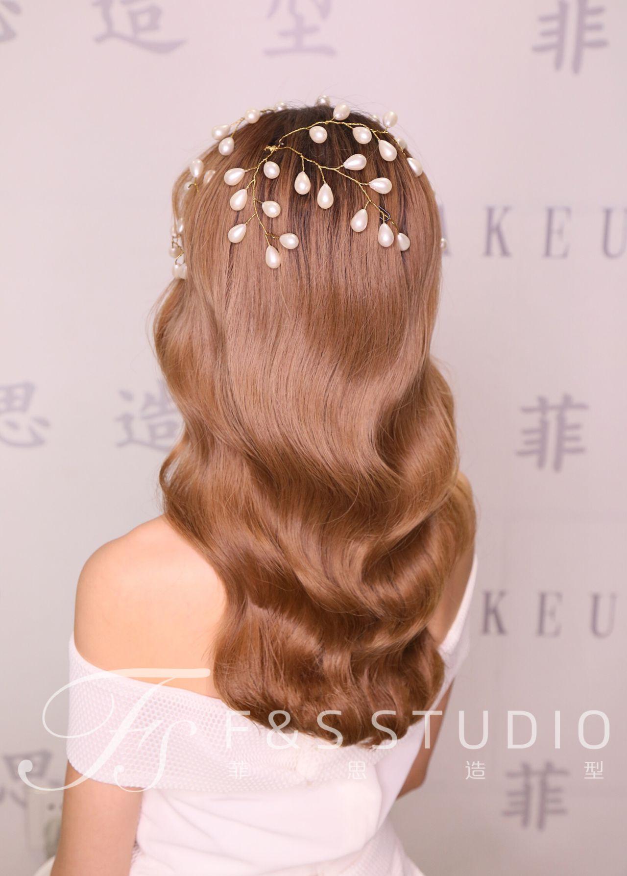 新娘妆容|韩式大气造型