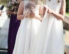 电影风格的婚礼日