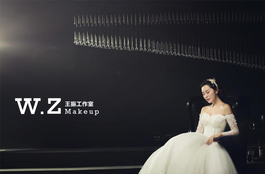 新娘妆容|韩式新娘