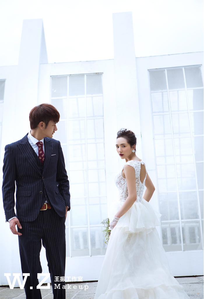 优雅新娘造型欣赏