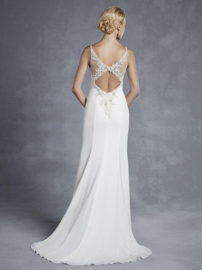 找到最完美的婚纱