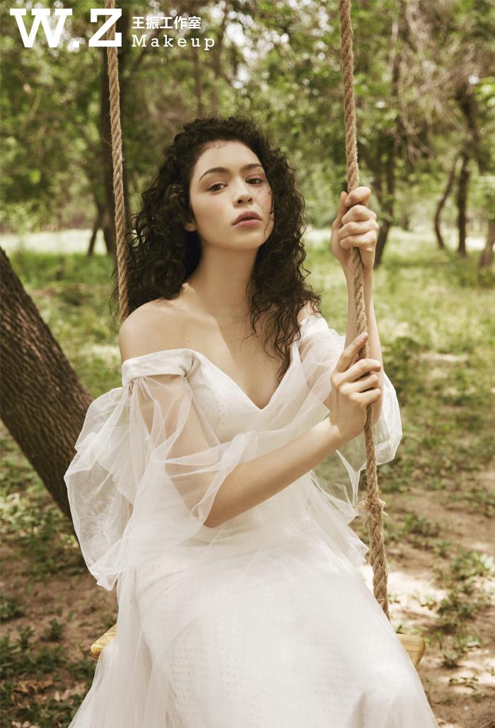 新娘化妆造型赏析丨仲夏夜之梦