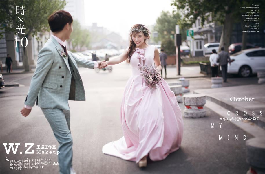 新娘造型欣赏丨时光