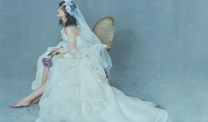 清新灵动新娘风格  客片欣赏