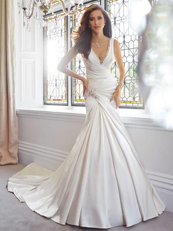 2018婚纱礼服趋势