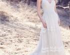 波西米亚风格婚纱