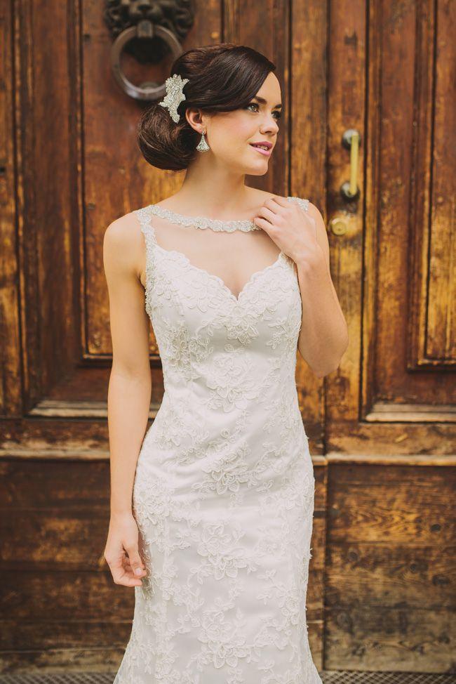 连衣裙背后的设计