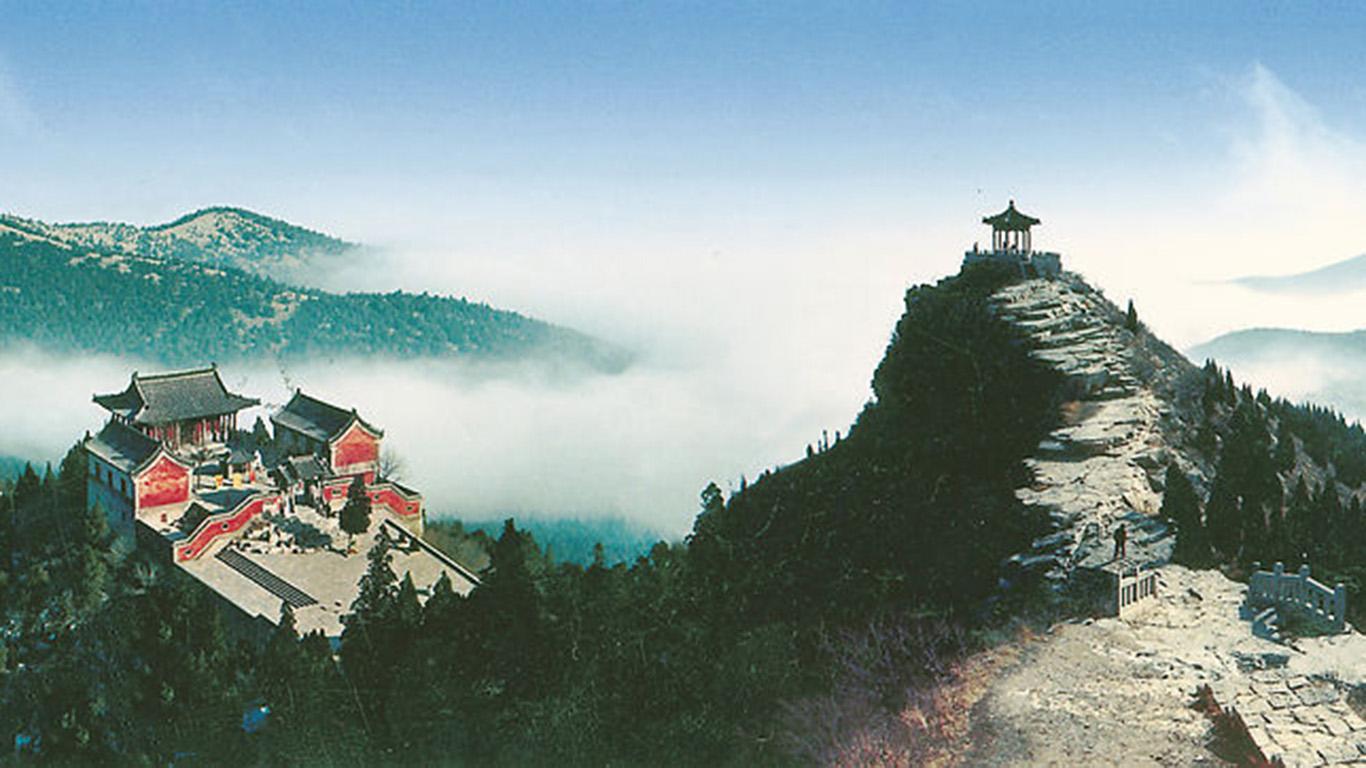 潍坊必游之地,美景全搜罗:青州云门山风景区,诸城恐龙博物馆,青云山