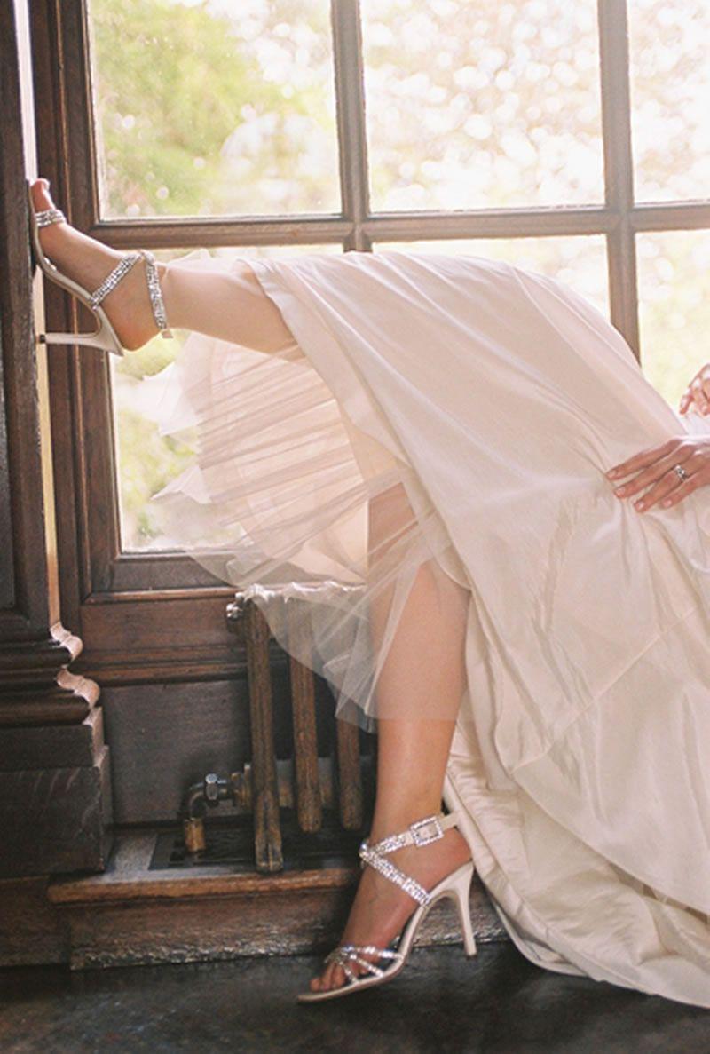 完美的婚纱礼服