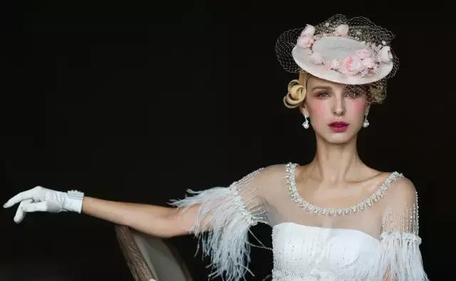 全面解析欧式复古新娘妆,高贵又典雅