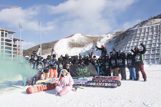 翠云山银河滑雪场开业嘉年华12月23日启幕在即