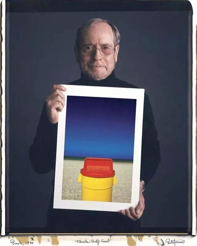 在那个没有PS的年代,他的摄影竟比油画还美!
