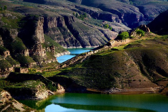九道弯大峡谷