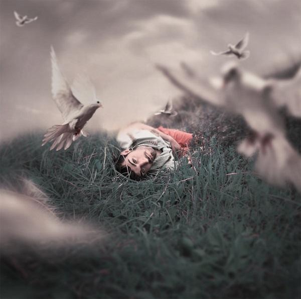 梦幻超现实主义摄影作品欣赏